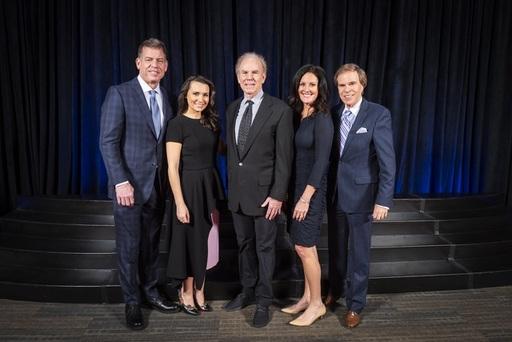 2019 Children's Cancer Fund Gala Leadership
